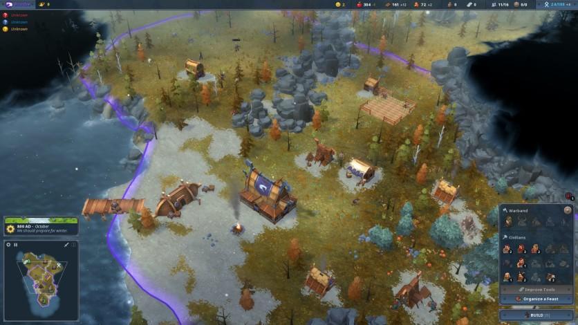 Screenshot 6 - Northgard - Sváfnir, Clan of the Snake