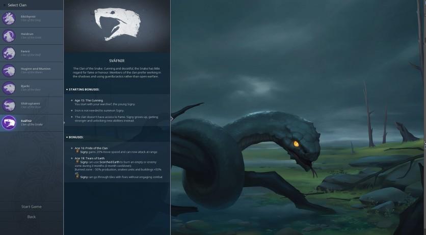 Screenshot 8 - Northgard - Sváfnir, Clan of the Snake