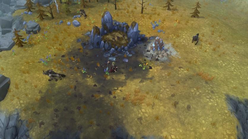 Screenshot 3 - Northgard - Sváfnir, Clan of the Snake