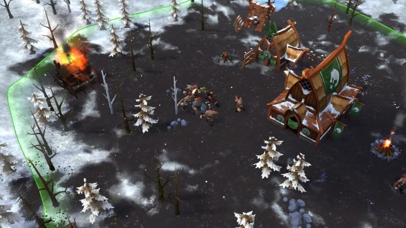 Screenshot 4 - Northgard - Sváfnir, Clan of the Snake