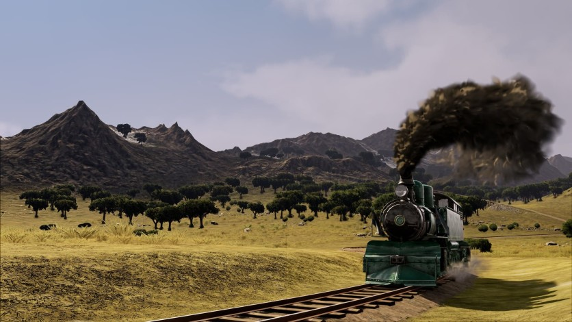 Screenshot 7 - Railway Empire - Crossing the Andes