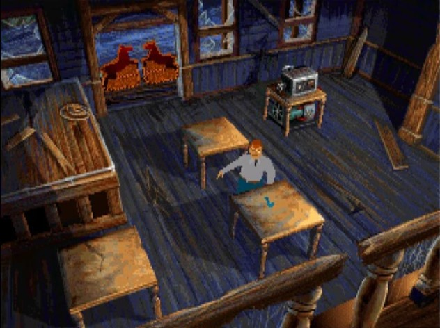 Screenshot 5 - Alone in the Dark Anthology