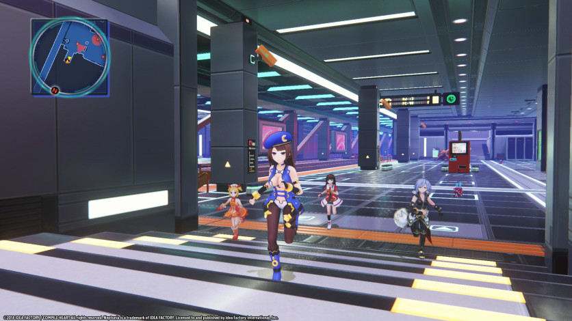 Screenshot 7 - Megadimension Neptunia VIIR