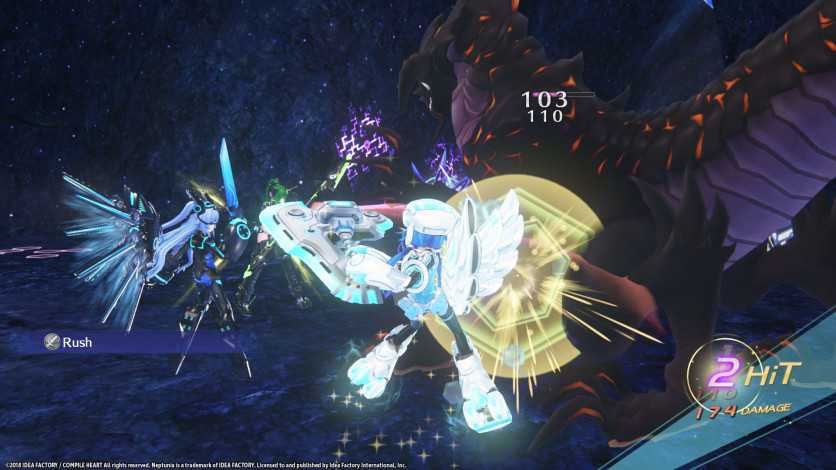 Screenshot 4 - Megadimension Neptunia VIIR