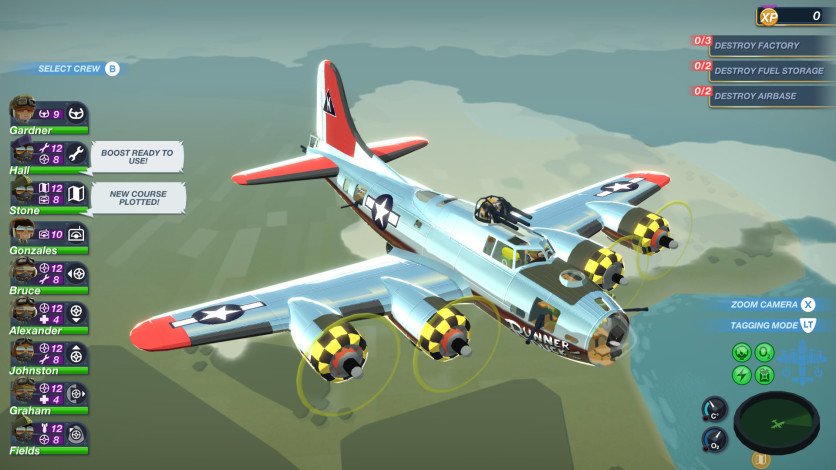 Screenshot 5 - Bomber Crew: USAAF (USA Air Force)