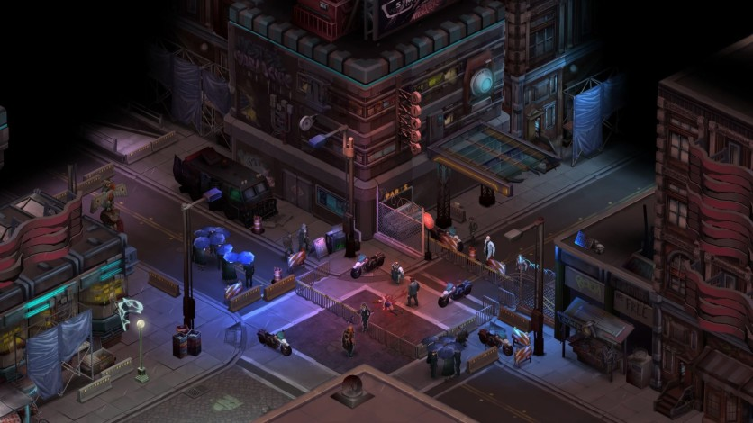 Screenshot 2 - Shadowrun Returns