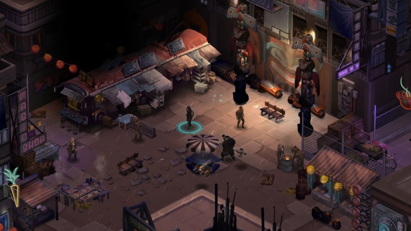 Screenshot 3 - Shadowrun Returns