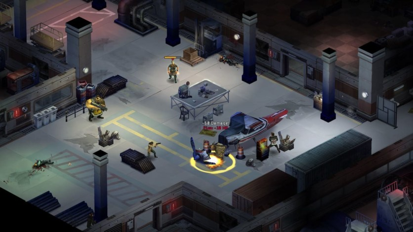 Screenshot 5 - Shadowrun Returns