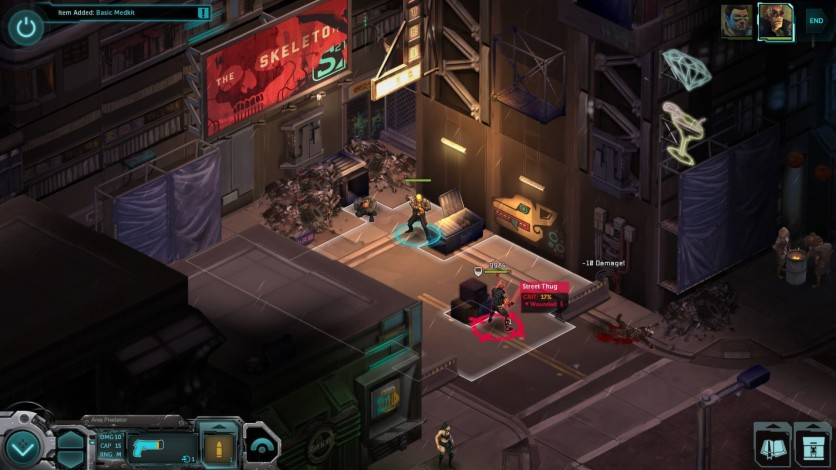 Screenshot 6 - Shadowrun Returns