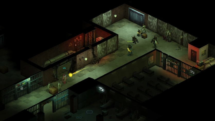 Screenshot 10 - Shadowrun Returns