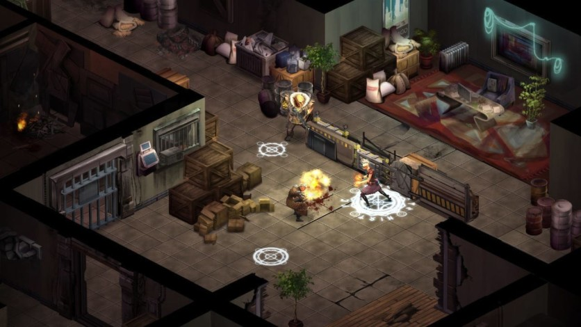 Screenshot 9 - Shadowrun Returns