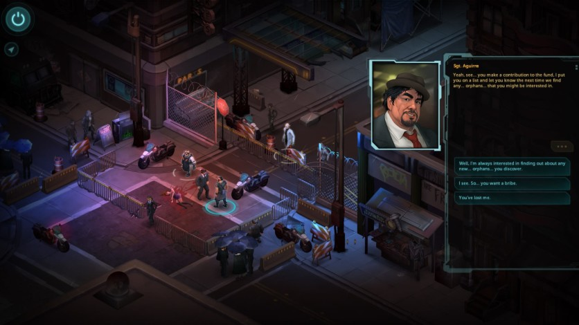 Screenshot 7 - Shadowrun Returns