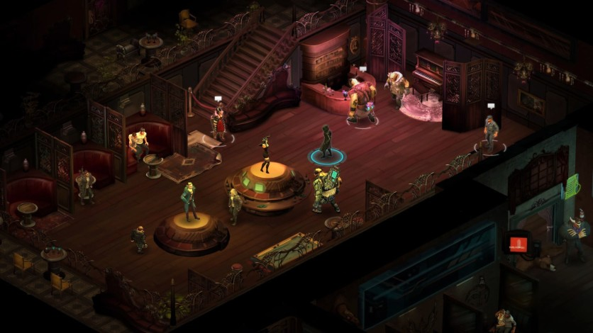 Screenshot 8 - Shadowrun Returns