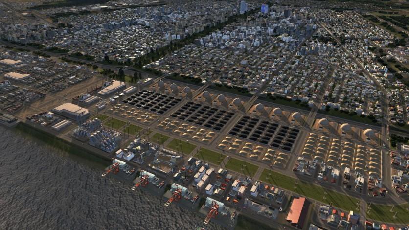 Screenshot 2 - Cities: Skylines - Synthetic Dawn Radio