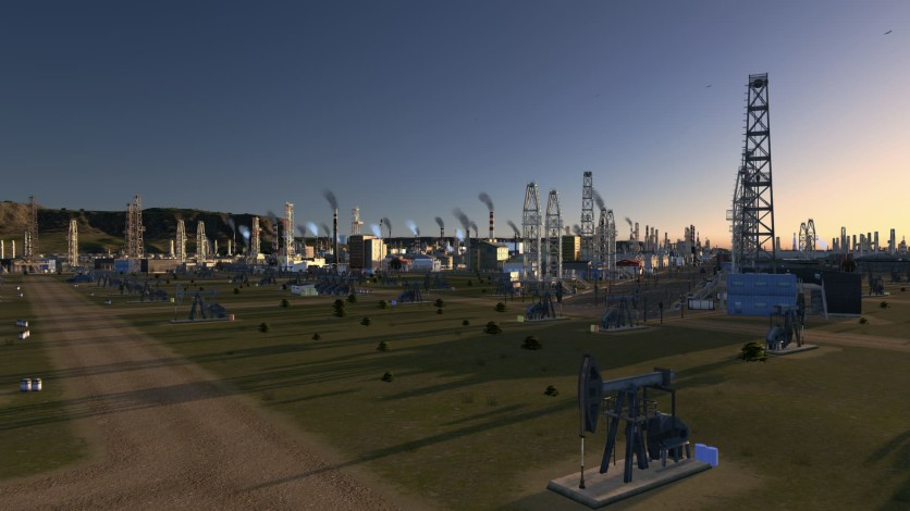 Screenshot 5 - Cities: Skylines - Synthetic Dawn Radio