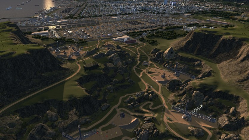 Screenshot 3 - Cities: Skylines - Synthetic Dawn Radio