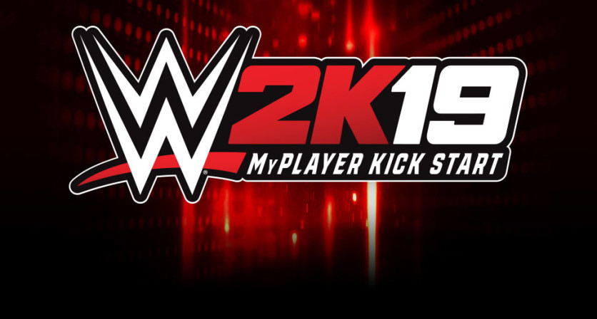 Screenshot 1 - WWE 2K19 - MyPlayer KickStart