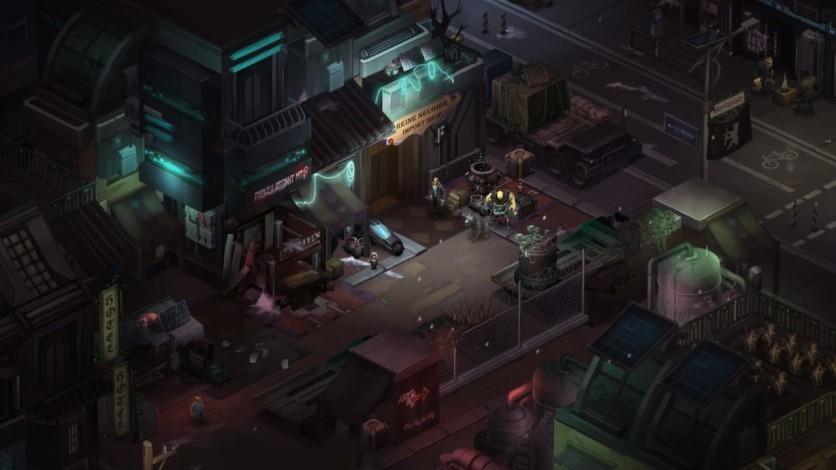 Screenshot 4 - Shadowrun: Dragonfall - Director's Cut