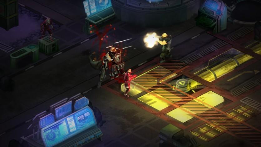Screenshot 2 - Shadowrun: Dragonfall - Director's Cut