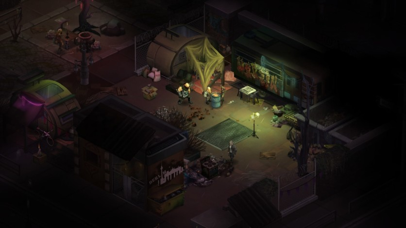 Screenshot 7 - Shadowrun: Dragonfall - Director's Cut