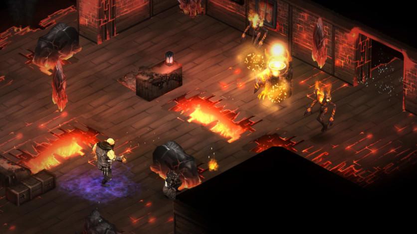 Screenshot 3 - Shadowrun: Dragonfall - Director's Cut