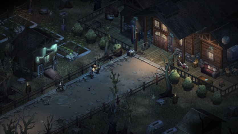 Screenshot 6 - Shadowrun: Dragonfall - Director's Cut