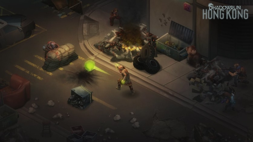 Screenshot 5 - Shadowrun: Hong Kong - Extended Edition
