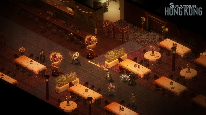 Screenshot 9 - Shadowrun: Hong Kong - Extended Edition