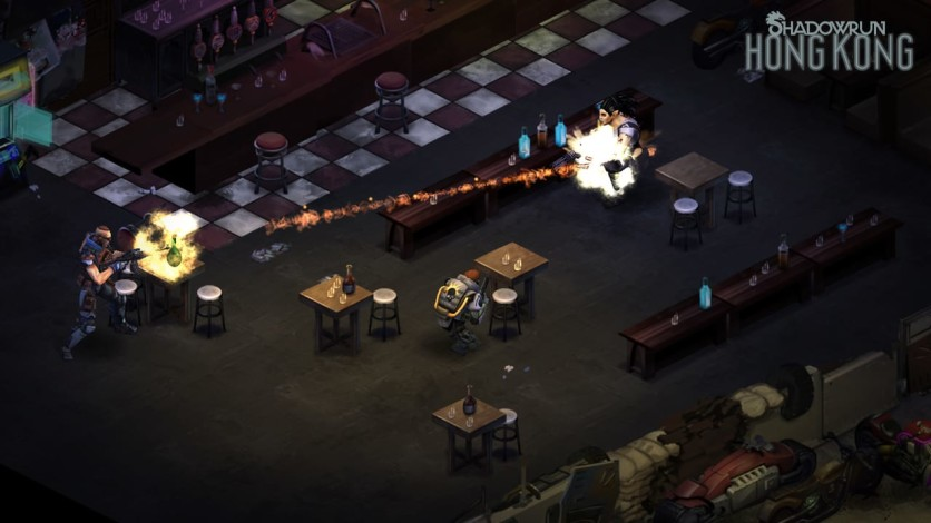Screenshot 6 - Shadowrun: Hong Kong - Extended Edition