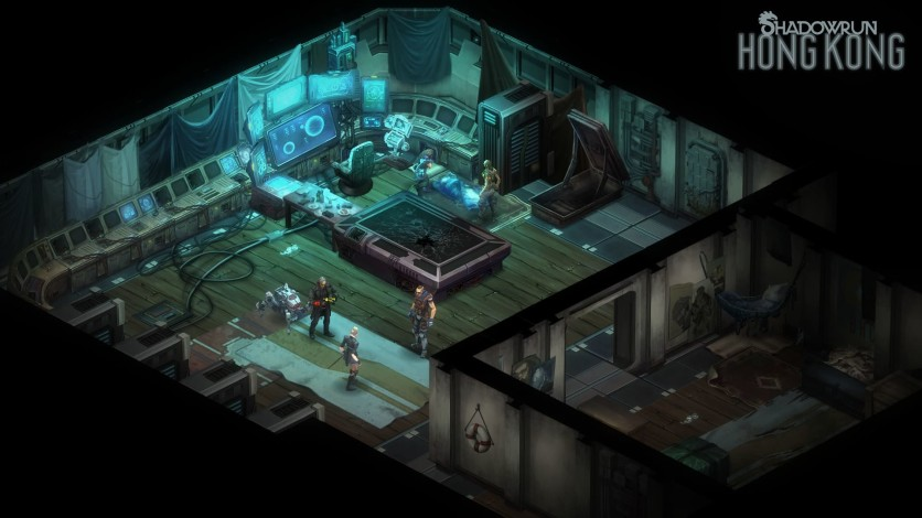Screenshot 8 - Shadowrun: Hong Kong - Extended Edition