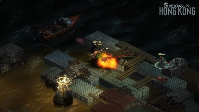 Screenshot 7 - Shadowrun: Hong Kong - Extended Edition