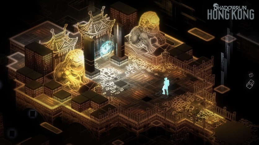 Screenshot 4 - Shadowrun: Hong Kong - Extended Edition