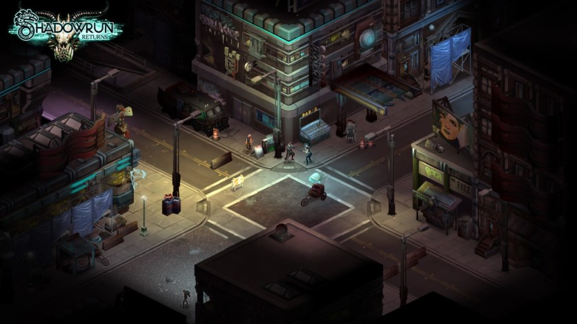 Screenshot 2 - Shadowrun Returns - Deluxe Upgrade