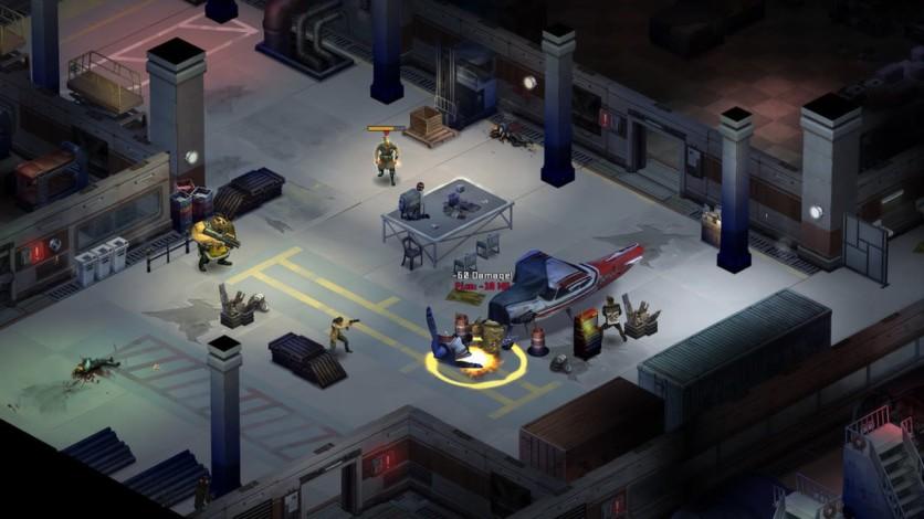 Screenshot 12 - Shadowrun Returns - Deluxe Edition