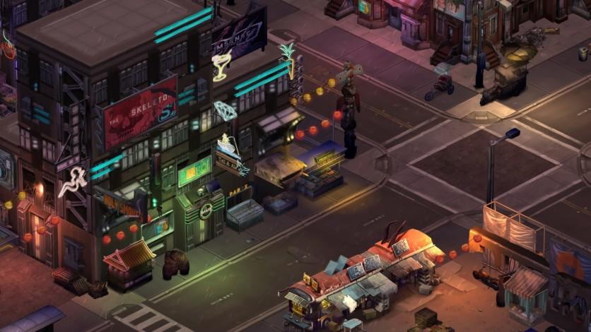 Screenshot 5 - Shadowrun Returns - Deluxe Edition