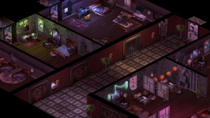 Screenshot 4 - Shadowrun Returns - Deluxe Edition