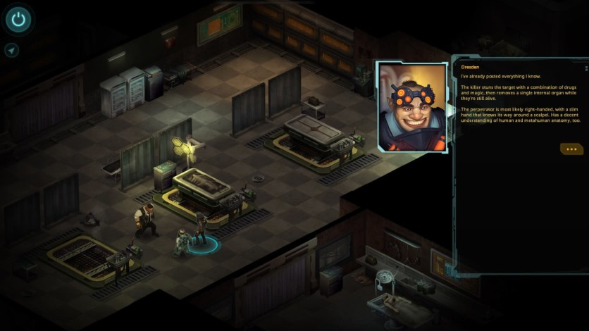 Screenshot 16 - Shadowrun Returns - Deluxe Edition
