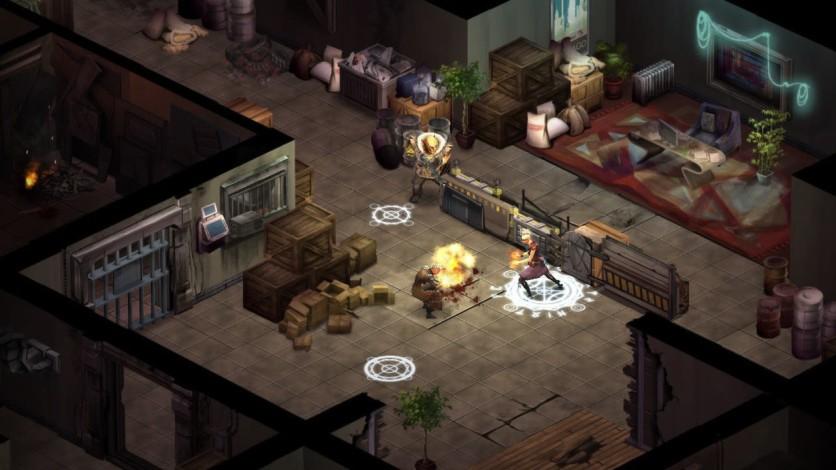 Screenshot 8 - Shadowrun Returns - Deluxe Edition