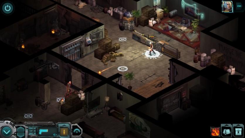 Screenshot 3 - Shadowrun Returns - Deluxe Edition