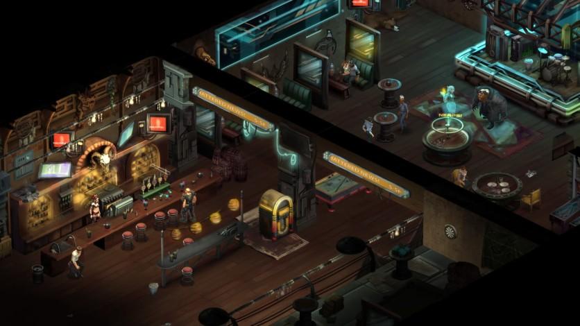 Screenshot 6 - Shadowrun Returns - Deluxe Edition