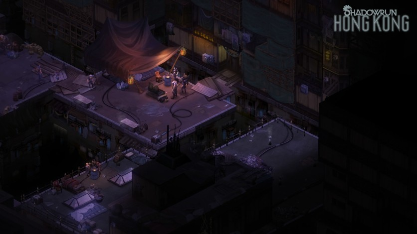 Screenshot 4 - Shadowrun: Hong Kong - Extended Edition Deluxe Upgrade