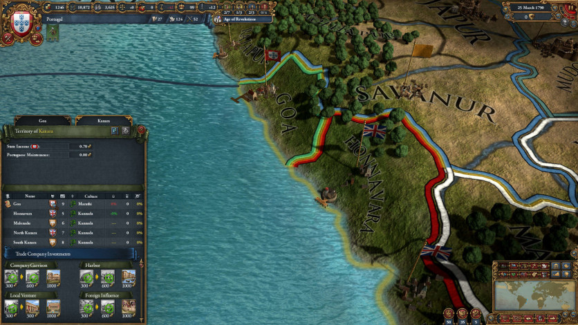 Screenshot 6 - Europa Universalis IV: Dharma Collection