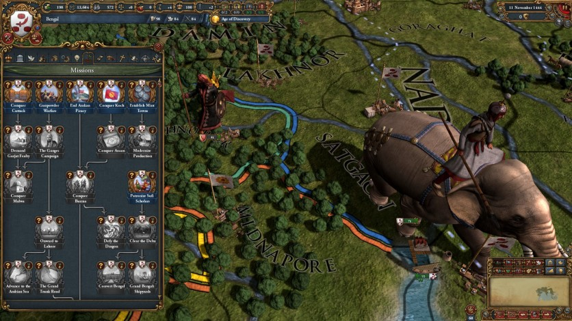 Screenshot 7 - Europa Universalis IV: Dharma Collection