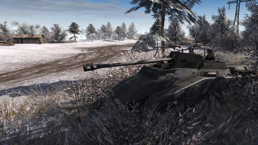 Screenshot 13 - Men of War: Assault Squad 2 - Ostfront Veteranen