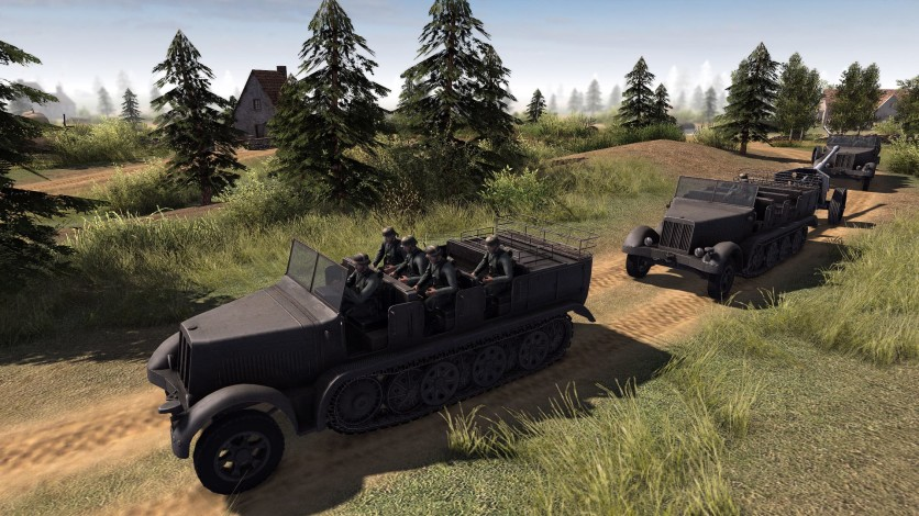 Screenshot 12 - Men of War: Assault Squad 2 - Ostfront Veteranen