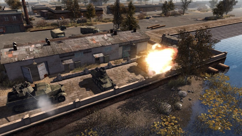 Screenshot 6 - Men of War: Assault Squad 2 - Ostfront Veteranen