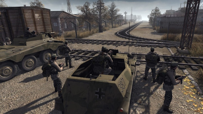 Screenshot 3 - Men of War: Assault Squad 2 - Ostfront Veteranen