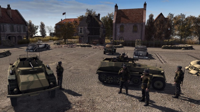 Screenshot 4 - Men of War: Assault Squad 2 - Ostfront Veteranen