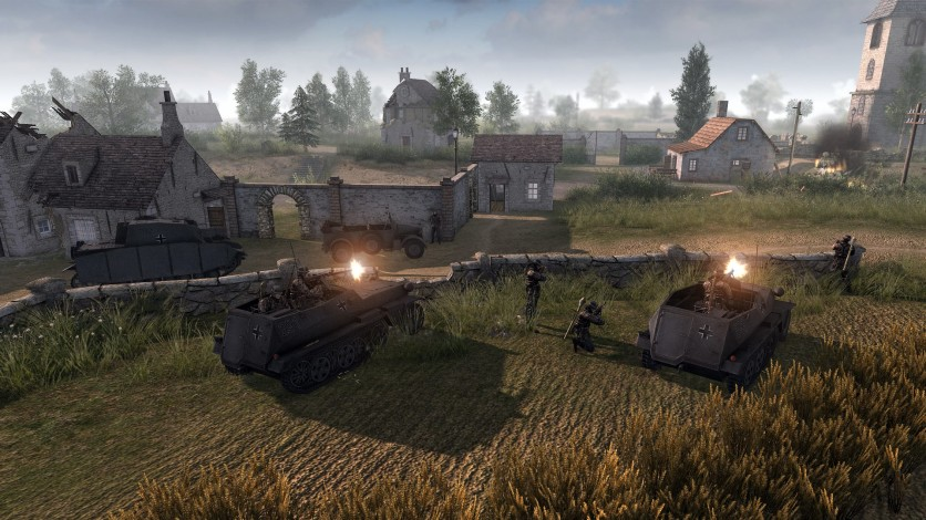 Screenshot 14 - Men of War: Assault Squad 2 - Ostfront Veteranen