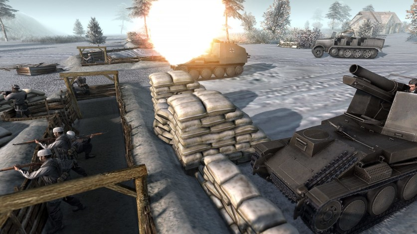 Screenshot 10 - Men of War: Assault Squad 2 - Ostfront Veteranen